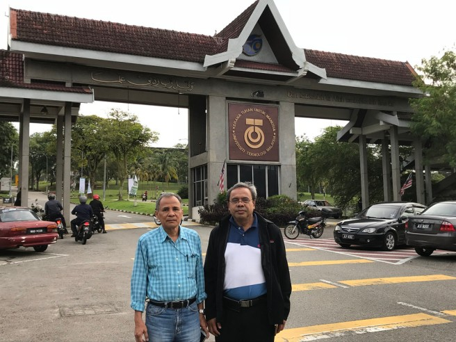 Dr. Irdam Adil dan Dr. Samsul Bachri